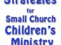 Kidmin - Small Church Kidmin / Ideas to help the small church children's ministry. Articles with encouragement, ideas and tutorials for healthy small church ministry.