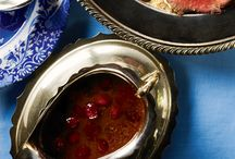 Recipes: Pass the gravy / Sauces, butters, gravies and marinades / by Panagiota Koutsoulis