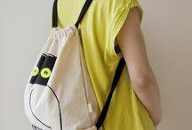 Sowa - torby i koszulki