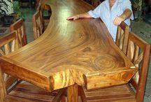 столы для столовой