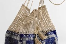 Beach bags and accessories