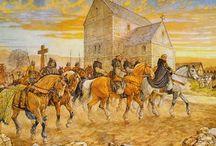 de monniken en riders 500-1000