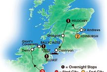 2016 Scotland and Ireland Tours / 84 Years of Travel Excellence – We know Scotland & Ireland better than anyone To find your ideal vacation, browse our comprehensive selection of guided coach tours to Scotland and Ireland that vary in length from 10 – 16 days. Choose value-for-money first class programs, splurge with deluxe properties or find something in between.  / by CIE Tours International