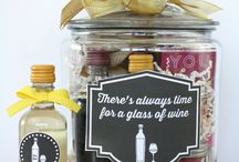 candy raffle jar