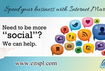 EITS / #EITS - The name to trust for value driven services in india offering #ERPSolutions, #MobileApplicationDevelopment, #WebDevelopment, #EcommerceCMS, #ApplicationServices, It consulting and #DigitalMarketing Services. www.eitspl.com