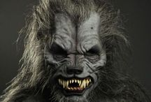 Оборотни (Werewolves) / costumes, images, makeup, manicure, ideas