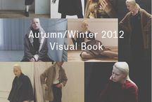 AW'12 Visual Book / Autumn Winter Visual Book 2012