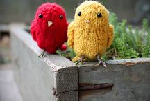 Knitting Plushies / And toys