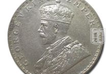 Coins of  George V / Story behind the coins of  George V
