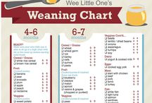 Weaning / Tips, recipes and ideas for weaning your baby