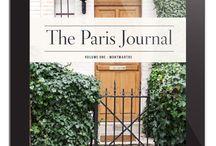 Destination: Paris / by Julie Roberts