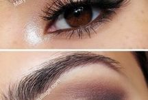 Brown eyes inspire tips,video♡→ / Brown❤ eyes makeup tips and videos are now here to help women to do a beautiful,inspiring and natural make up,for day&night(it's up to you) 'My makeup helping people are the best❣