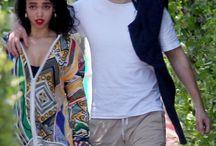 Robert Pattinson and FKA Twigs / Pics of Robert Pattinson and FKA Twigs together!