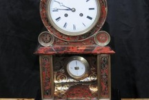 Antique Clocks / Range of antique clocks - including mantle clocks, Grandfather clocks, French Empire clocks, Boulle inlay clocks.   http://canonburyantiques.com/c/Canonbury-Antiques---Clocks/1/