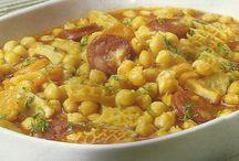 Portuguese Food / Tradicional Portuguese Food