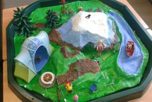 Small World ★ / Small world areas at Springmead School, Beckington, Somerset, UK
