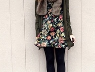 Fall Fashion / by Peityn Otto