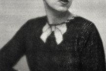 Elsa Schiaparelli sweaters
