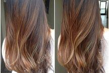 Asian hair / Colour