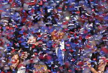 FOUR MORE YEARS -- Obama/Biden 2012 / by Tracey New