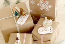 DIY: Geschenke verpacken!!!