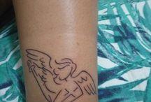 tatuagem anjo