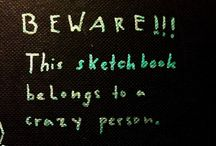Journals and Sketch Books