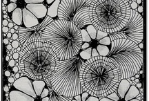Zentangle Creations / by Cindy Guard