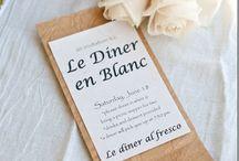 Diner En Blanc / Diner En Blanc