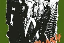 Punk Album Covers