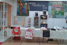 Ferias de artesanía a las que asistimos