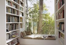 My dream reading corner