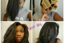 penteados e dicas