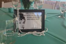 Tiffany Bridal Shower / Just some ideas! / by Hannah Puhse
