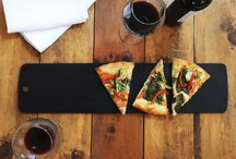 Cutting Boards / Premium Cutting Board items including everyday boards, pizza peels and cutters, carving boards, fish filet boards and our latest addition the Edge Multi-Use Scraper & Chopper.