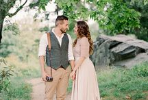 Outfit Inspirations / Some beautiful outfit inspirations for your engagement session!