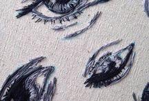 Original embroidery
