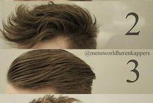 Últimos penteados