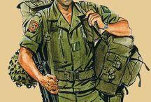 tableaux militaires