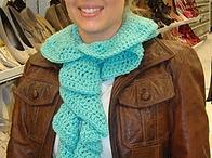 Crochet grown up clothes etc.