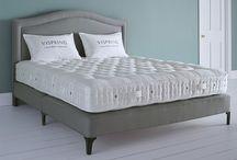 Angielskie łóżka VISPRING
