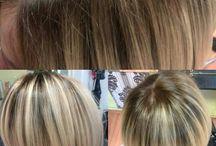 haircuts & colors for bobs and short hair / classics pixies  undercuts bobs