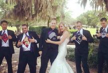 Groom and his Groomsmen / Ideas for my guys / by Shondria Brady (Vaughns)