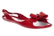 Zapatos de Pvc Siliconado