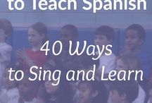 Teach Spanish with Songs
