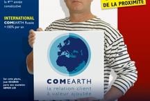 Communication / Découvrez les actualités de Comearth !