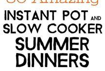 ***Blogging Friends' Instant Pot or Pressure Cooker Recipes / This board has Instant Pot or Pressure Cooker Recipes from blogging friends around the web.