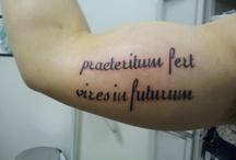 tattoo / by Becca Novak