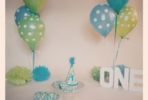 CAKE SMASH SESSIONS / 1st Birthday Cake Smash / by Sylvia Ciociano Photography