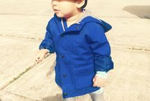Luca's style! / Enjoying playing dress up with my little.